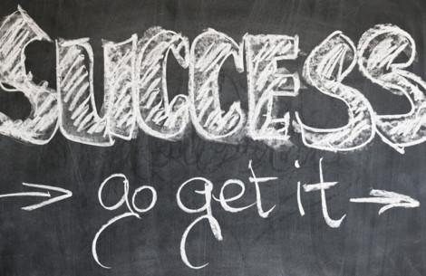 Success - go get it - fundraising training image