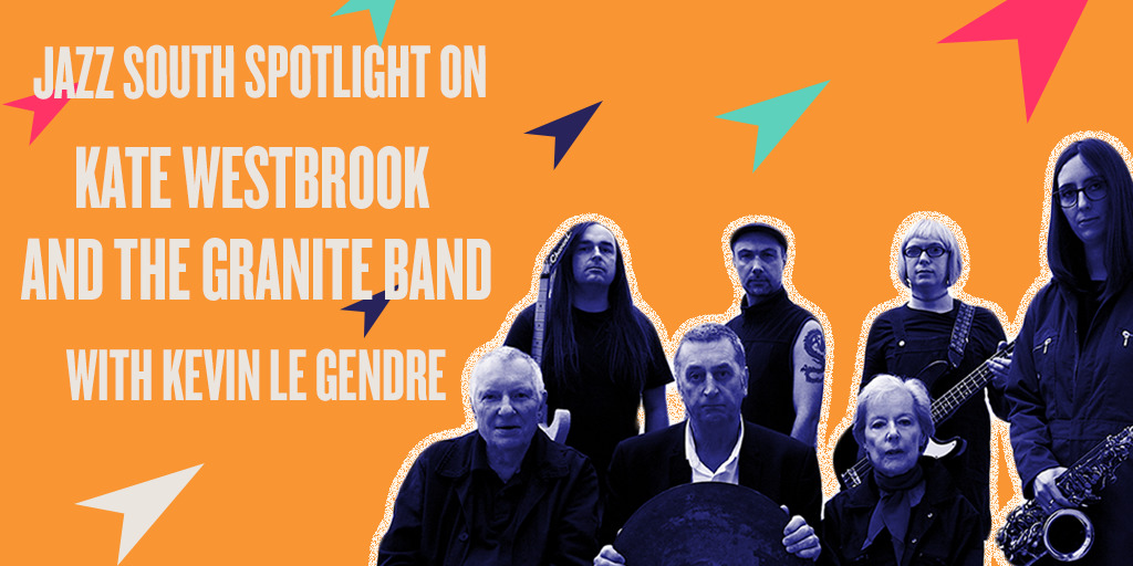 Jazz South Spotlight on Kate and Mike Westbrook, The Granite Band