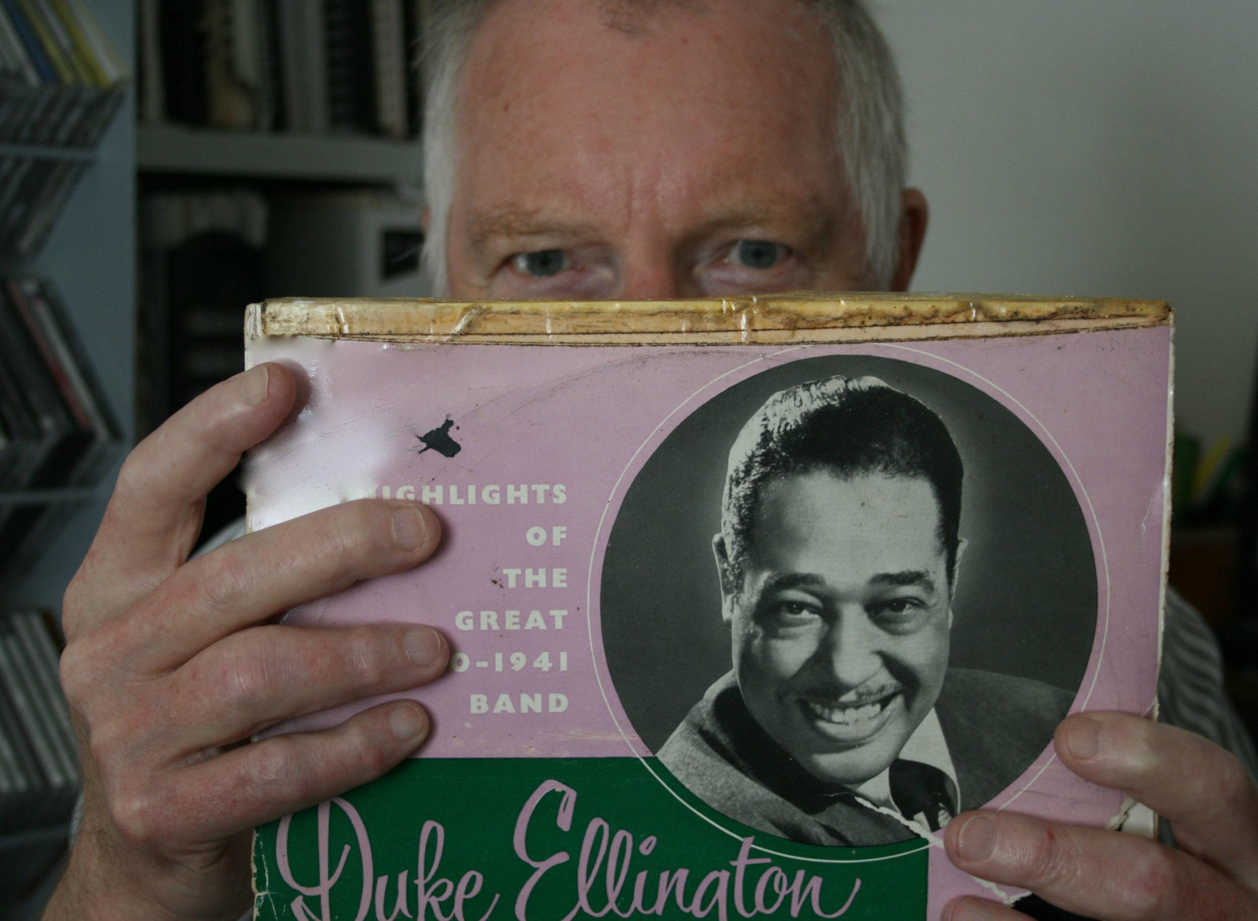 Mike Westbrook selects - with Duke Ellington - photo